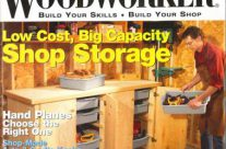 Feature in American Woodworker Magazine