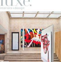 Luxe Magazine Features John Ebinger