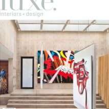 Luxe Magazine Features John Ebinger